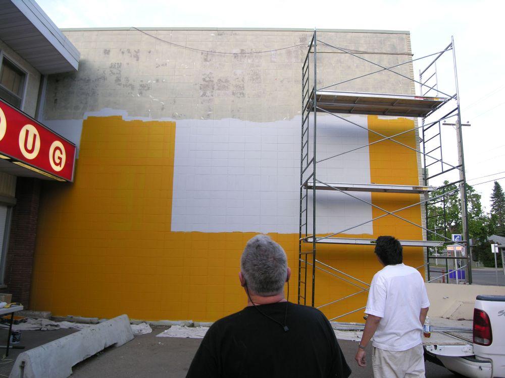 Joe Clare Checks out the Paint So Far